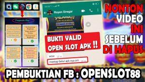 Apk Open Slot